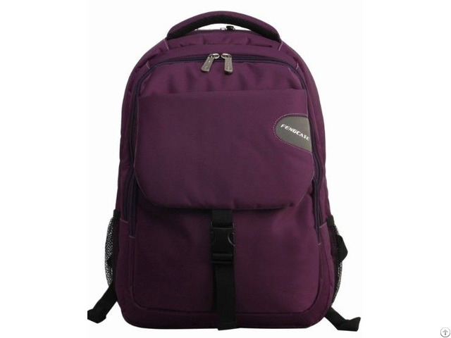 Backpack Computer Leisure Notebook Nylon Function Outdoor Laptop Bag