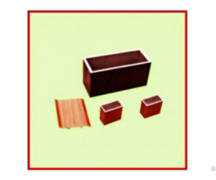 Wooden Pattern Aluminium Profiles