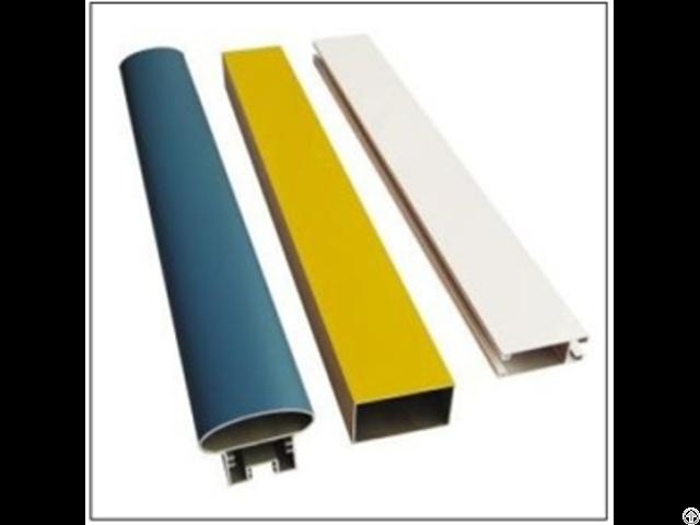 Anodized Aluminium Profiles
