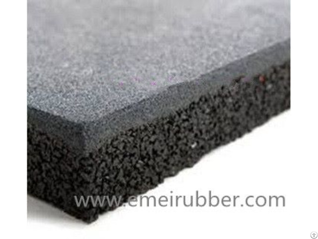 For Playground Stable Rubber Floor
