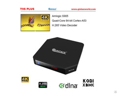 Amlogic S905 Quad Core Set Top Box Android 5 1 Mini Pc Qintex T9s Plus