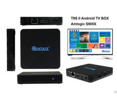 Amlogic S905x Android 6 0 Kodi 16 1 1gb Ram 8gb Rom Tv Box Qintex T9sii