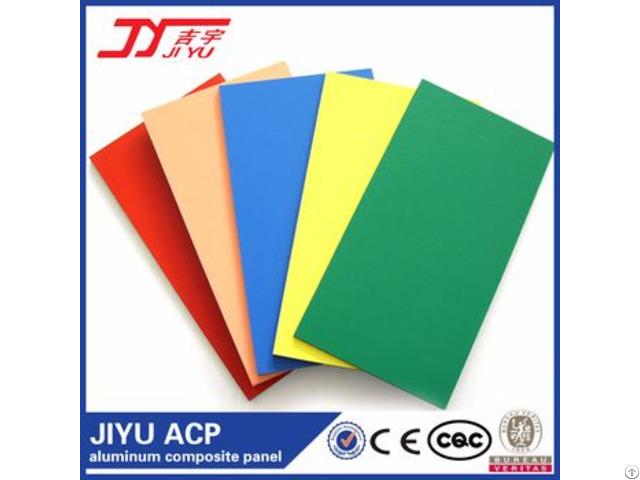 Kingaluc Pe For Wall Decorative Aluminum Composite Panel