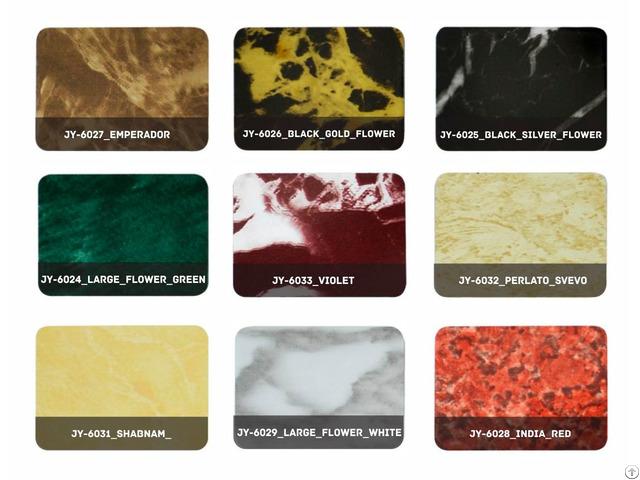 Kingaluc Marble For Wall Decorative Aluminum Composite Panel