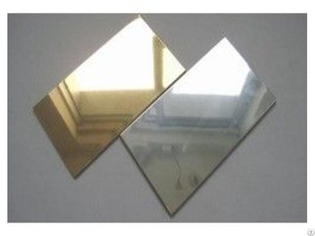 Kingaluc Mirror For Wall Decorative Aluminum Composite Panel