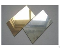 Kingaluc Mirror For Wall Decorative Aluminum Composite Panel
