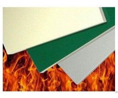 Kingaluc Best Price Of Fireproof Aluminum Composite Panel