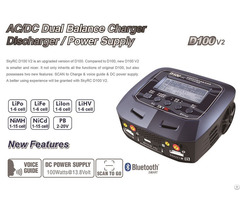 Skyrc D100 V2 Charger Discharger Power Supply