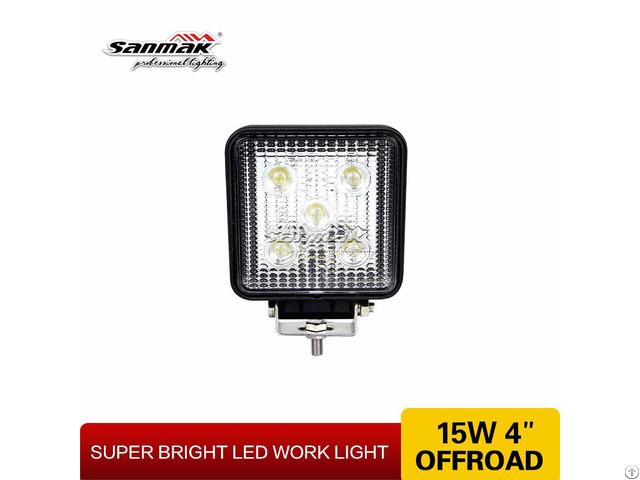Square Work Light