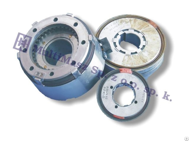 Electromagnetic Toothed Clutch Zf 2dz
