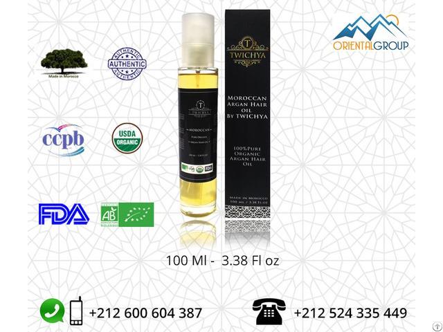 Pure Organic Argan Oil Manufacturers