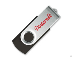 Twister Usb Flash Drive With 8gb