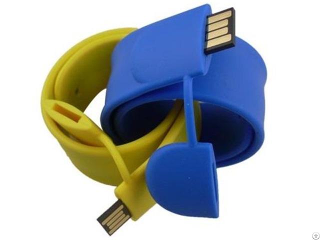 Wristband Bracelet Usb Flash Drive