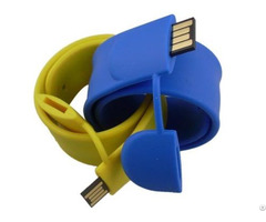 Wristband Bracelet Usb Flash Drive