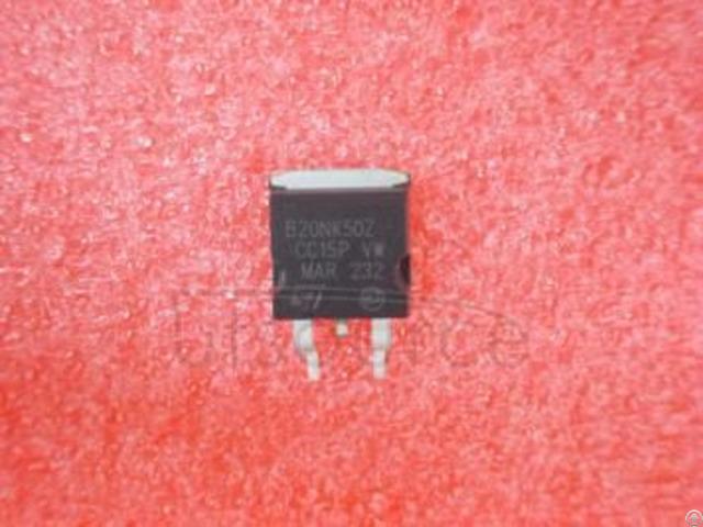 Utsource Electronic Components B20nk50z