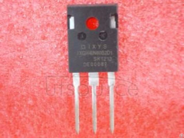 Utsource Electronic Components Ixgh40n60b2d1