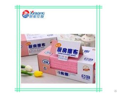 Spunlace Nonwoven Fabric For Household Wipes