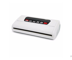Food Vacuum Sealer Packaging Machine Vs200 White