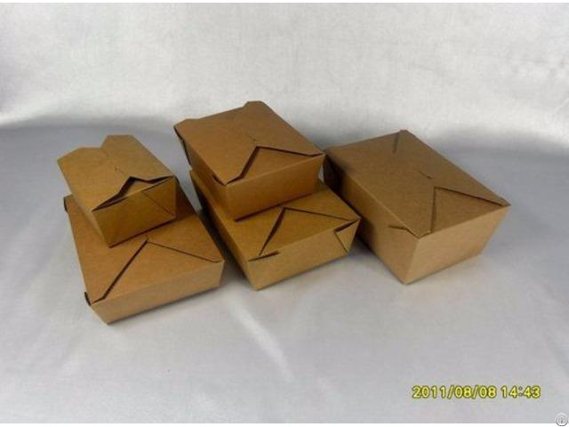 Take Away Box