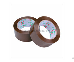 Brown Color Bopp Packing Tape