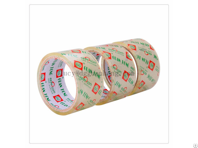 Super Crystal Adhesive Tape From China Factory