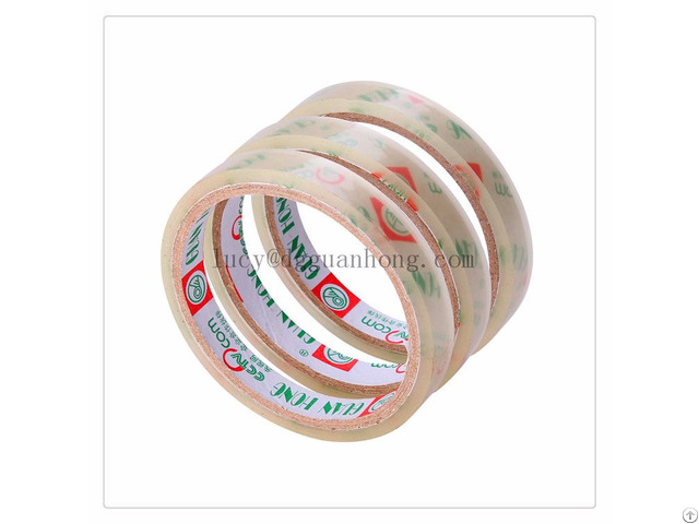Big Core Super Clear Stationery Tape