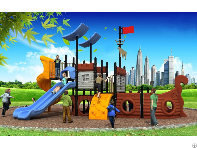 Newly Design Corsair Series Outdoor Playground Equipment Wd Cs006