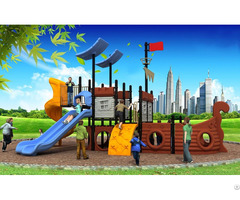 Newly Design Corsair Series Outdoor Playground Equipment Wd Cs006