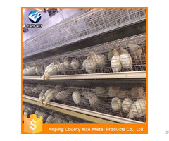 Second Hand Layer Poultry Cages