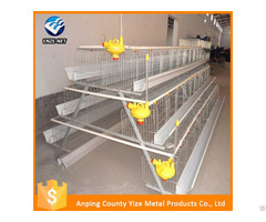 Layer Poultry Battery Cage For Nigerian Kenya Farms