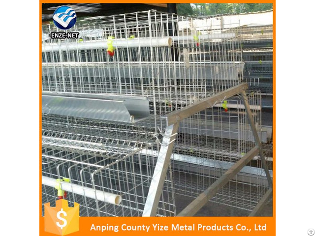 Cheap 4 Layers Welded Fine Mesh Chicken Fence