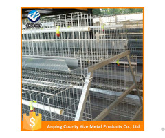 Small Poultry House Chicken Broiler Cages