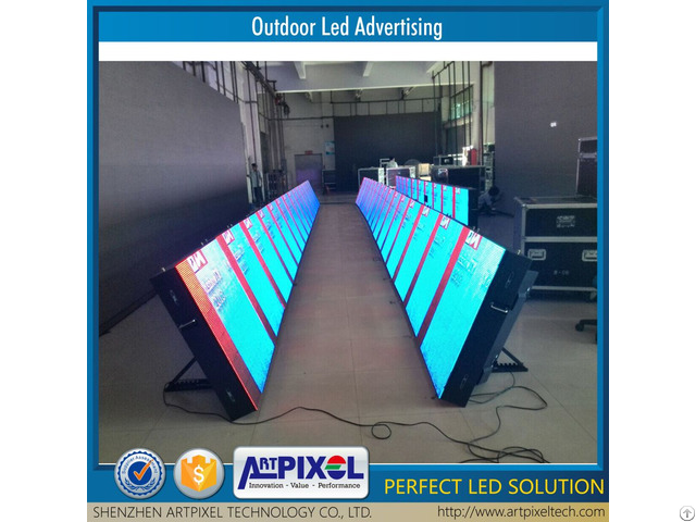Factory Price Ultra Bright Football Stadium Led Display Board