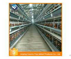Meat Broiler Battery Chicken Cage For Sale In Philippines