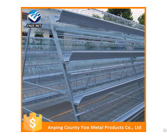 High Quality Cheap Poultry Cage Layer Medium Chicken House Design For Broiler Kenya