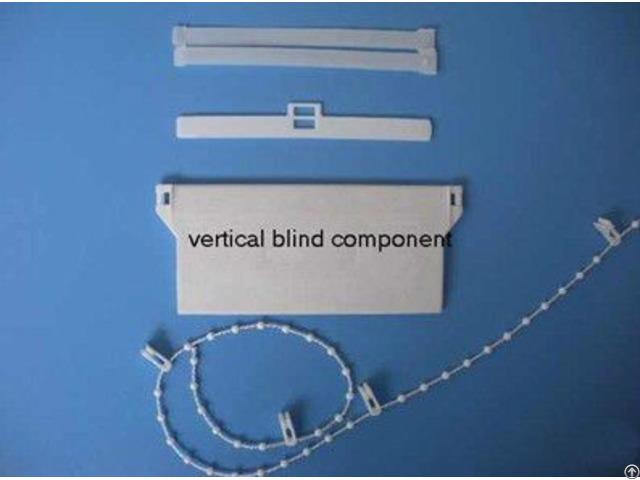 89mm 127mm Vertical Blinds Components