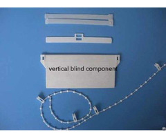 89mm 127mm Vertical Blinds Components