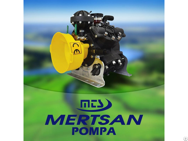 Membrane Pumps Spare Part Sprayers
