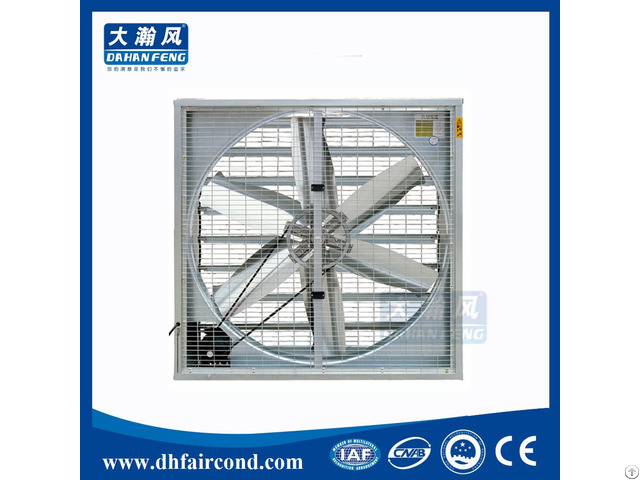Large Wall Low Noise Elevator Roof Top Ventilation 220v Small Size 14