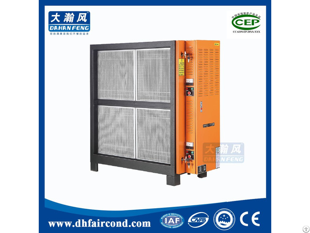 Industrial Commercial Esp Kitchen Smoke Air Purifier Ionizer Electrostatic Precipitator Reviews