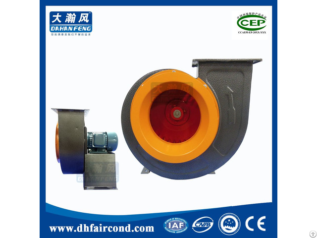 Small Size Ventilatior Blower High Pressure Centrifugal Fan 5000 Impeller Cfm