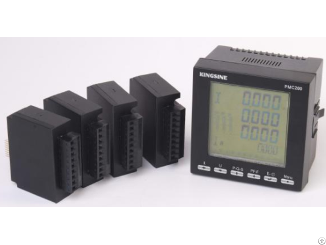 Digital Power Meter 3 Phase