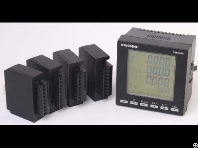 Digital Power Meter 3 Phase