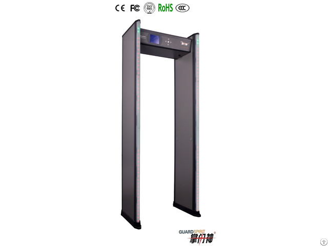 Walk Through Metal Detector Xyt2101lcd