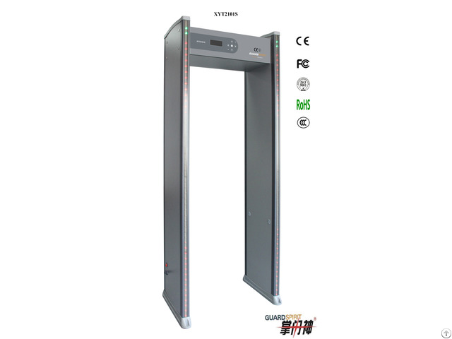 Walk Through Metal Detector Door Frame Model Xyt2101s