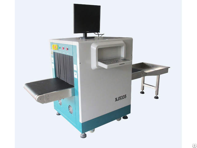 X Ray Baggage Scanner Xj5335