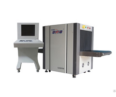 X Ray Baggage Scanner Xj6550