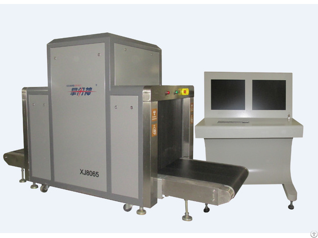 X Ray Baggage Scanner Xj8065