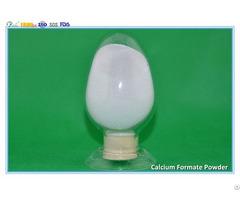 Calcium Formate Industrial Grade