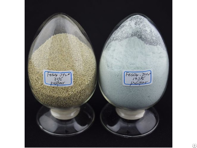 Ferrous Sulphate Heptahydrate Water Treatment